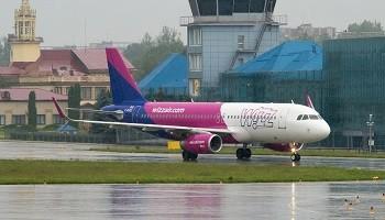 Wizz Air отменяет более 20 рейсов из Украины!
