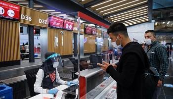 Турция перенесла дату, с которой будут требовать ПЦР-тесты от туристов из Украины